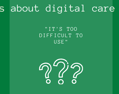 3 concerns implementing digital care planning